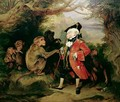 The Travelled Monkey - Sir Edwin Henry Landseer
