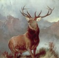 Monarch of the Glen 2 - Sir Edwin Henry Landseer