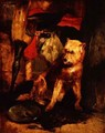 All that remains of the glory of William Smith - Sir Edwin Henry Landseer