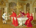 Louis XIVs Apartments at Versailles the Chefs Birthday - Andrea Landini