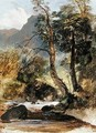 Highland Pool - Sir Edwin Henry Landseer