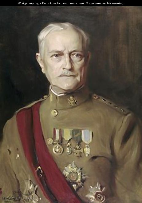 john pershing John j pershing led all american forces during world war i he emphasized staff work and offensive operations and fought successfully to keep all.