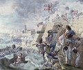 The Capture of the Fort of Trocadero - Charles Lasteyrie du Saillant