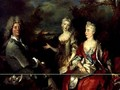 Family Portrait - Nicolas de Largilliere