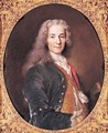 Portrait of Voltaire 1694-1778 - Nicolas de Largilliere