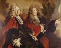 Portrait of Alderman Hugues Desnots and Alderman Bouhet - Nicolas de Largilliere