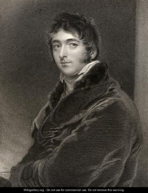 William Lamb - (after) Lawrence, Sir Thomas