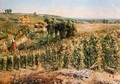 The Hop Garden - Cecil Gordon Lawson