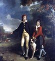 Portrait of Charles Chetwynd Talbot Viscount Ingestre and His Brother - Sir Thomas Lawrence