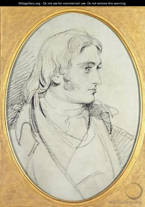 Portrait of William Lock II 1767-1847 of Norbury Park - Sir Thomas Lawrence