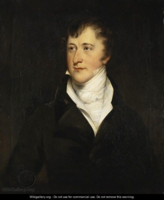 Portrait of William Spencer Cavendish - Sir Thomas Lawrence