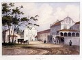 States House at Malacca - (after) Lauvergne, Barthelemy
