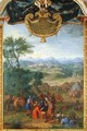 The Conquest of Ager in 1647 - Sauveur Le Conte