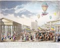 Sacred Festival and Coronation of their Imperial Majesties 6 - (after) Le Coeur, Louis