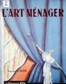 Front cover of LArt Menager magazine - Henri Le Bras