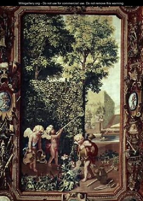 Summer from the Seasons - (after) Le Brun, Charles