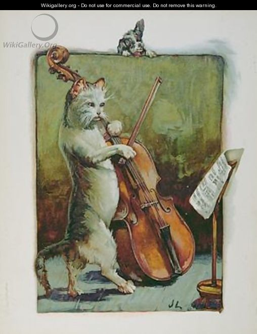The Cat and the Fiddle - John Lawson