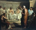Sophocles Accused by his Sons - Fortune Joseph Seraphin Layraud
