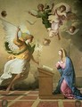 The Annunciation - Eustache Le Sueur