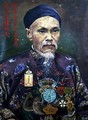 Portrait of Tran Dinh Luong a Mandarin - Pho Le