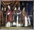 The Pontifical Mass or The Procession - Antoine Le Nain