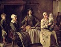The Peasant Family - Mathieu Le Nain