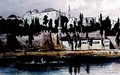 Constantinople - Edward Lear