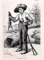 Frontispiece to The Adventures of Huckleberry Finn - Edward Windsor Kemble