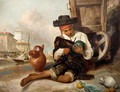 The Melon Seller - William Knight Keeling