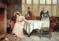 Will He Come - George Goodwin Kilburne