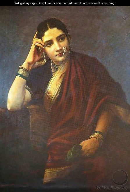 Expectation - Raja Ravi Varma