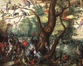 Concert of Birds - Jan van Kessel