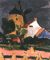 The Windmill - Ernst Ludwig Kirchner