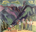 Bergheuer - Ernst Ludwig Kirchner