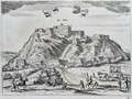 View of Lhasa capital of Tibet - Atanasio Kirchen