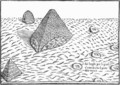 Pyramids of Egypt - Athanasius Kircher