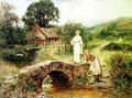 Fetching Water - Henry John Yeend King