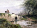 Bridge on a River - S.L. Kilpack