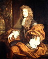 Portrait of a Knight probably of the Sedley Family - Sir Godfrey Kneller