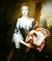 Portrait of Elizabeth Sherman Lady Vincent - Sir Godfrey Kneller