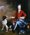 Charles Earl of March - Sir Godfrey Kneller