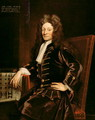 Portrait of Sir Christopher Wren 1632-1723 - Sir Godfrey Kneller