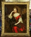 Portrait of Catherine Lucy Duchess of Northumberland - Sir Godfrey Kneller