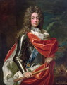 Portrait of John Churchill 1650-1722 1st Duke of Marlborough - Sir Godfrey Kneller