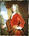 Portrait of Sir John Rushout 1684-1775 - Sir Godfrey Kneller