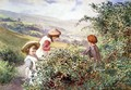 The Blackberry Pickers - Joseph Kirkpatrick