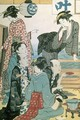 Women of the Gay Quarters 2 - Torii Kiyonaga