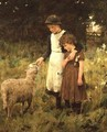 The Orphans - Georges Sheridan Knowles