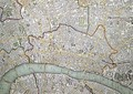 Map of London - Charles Knight