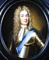 Portrait of John Churchill 1650-1722 Duke of Marlborough - (after) Kneller, Sir Godfrey